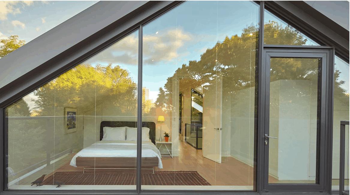 bigfoot shaped windows