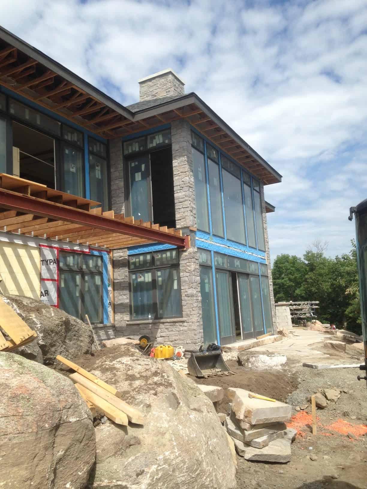 window and door construction