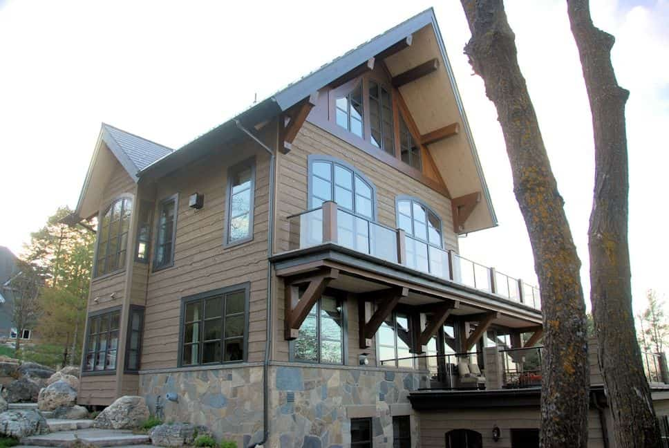 synergy chalet house